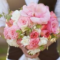 Breathtaking Pink DIY Bouquet