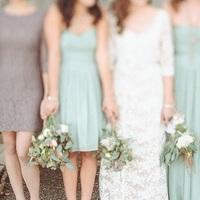 Sophisticated Sage Wedding