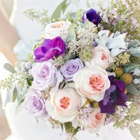 Hushed Violet Sweet Southern Bouquet