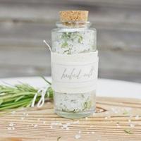 Lovely Herbed Salt Favors
