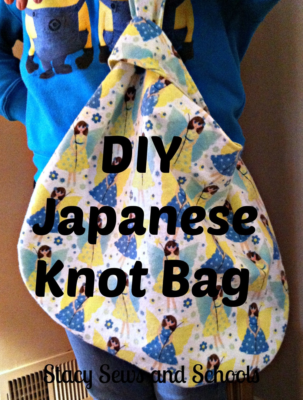 2 Yard Japanese Knot Bag Allfreesewing Com