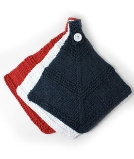The Most Patriotic Dishcloth