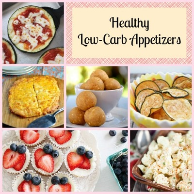 10 Low-Carb Appetizers for a Fun and Healthy Party
