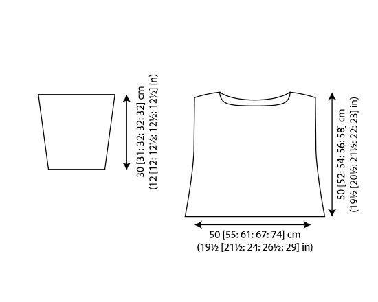 Chart 1 - Garden Row Knit Top