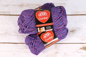 Red Heart Cordial Yarn