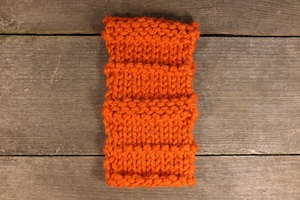 How to Knit the Ridge Stitch