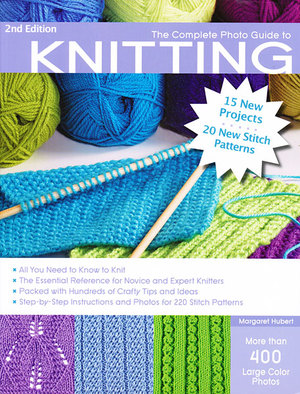 The Complete Photo Guide to knitting
