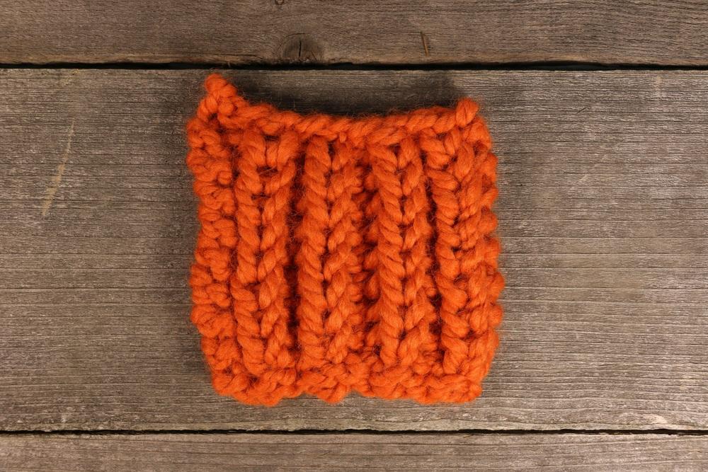 How To Knit Fisherman S Rib Stitch Allfreeknitting Com