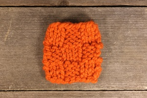 How to Knit the Close Check Stitch