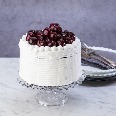 Black Forest Cherry Chocolate Cake