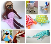 25+ Easy Stuffed Animal Patterns