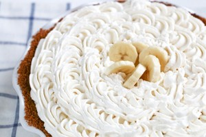 Dreamy Banana Cream Pie