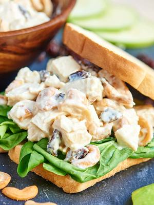 No-Mayo-Chicken-Salad