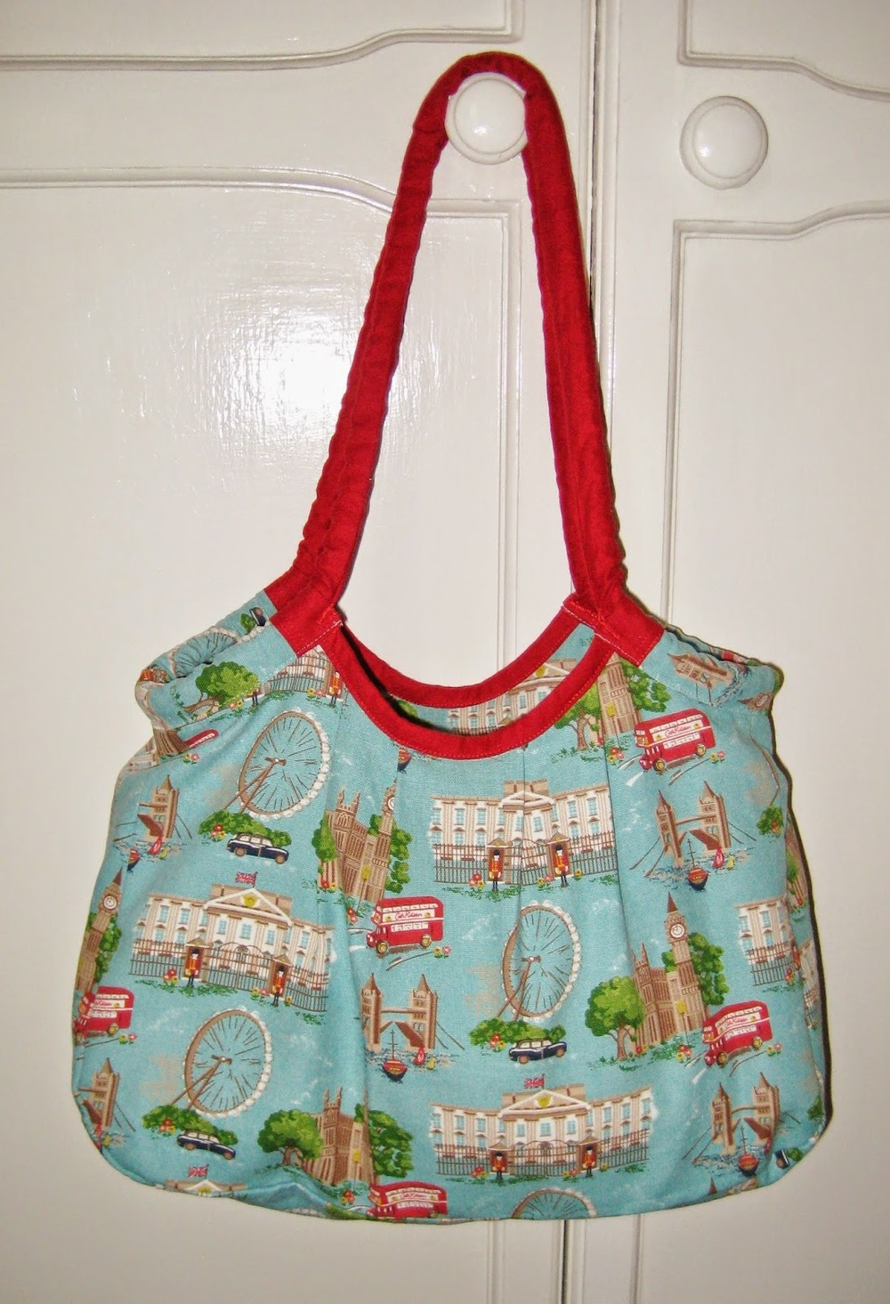 Summer Satchel Free Bag Pattern Allfreesewing Com