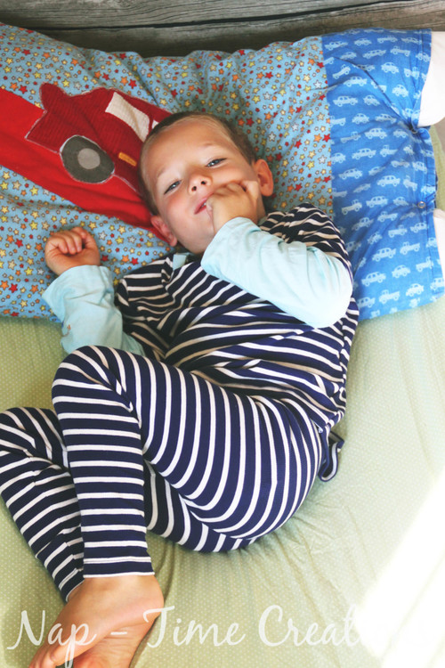 One Hour Kids' Pajama Pattern