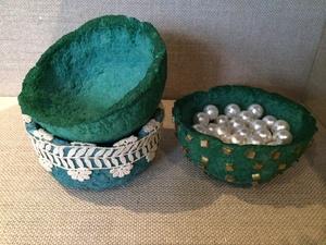 Recycled Egg Carton Bowls Favecrafts Com