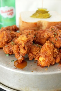 Nashville Hot Chicken Nuggets