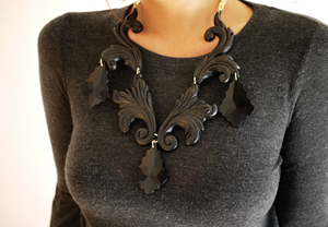 Vintage Victorian DIY Necklace