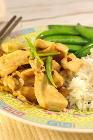 My Favorite Mongolian Chicken Recipe