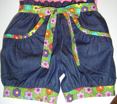 Bubble Free Shorts Pattern