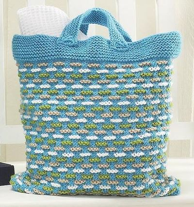 19 Knitting Ideas For Tote Bags And More Allfreeknitting