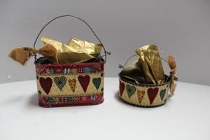 Upcycled Can Gift Containers
