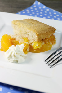 "3-Ingredient ""You Call It"" Cobbler"