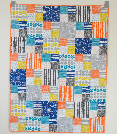 The Take Along Quilt