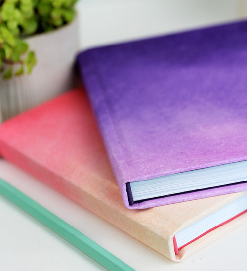 Loveliest Ombre Journal Covers