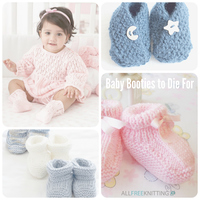 27 Knit Baby Booties to Die For