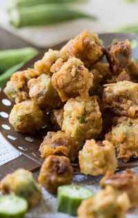 Flavorful Southern Fried Okra