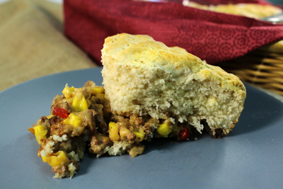 5-Ingredient Amish-Style Ground Beef Casserole