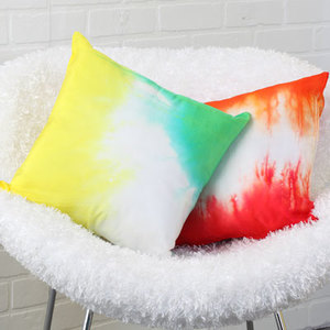 Rainbow Tie Dye Pillows