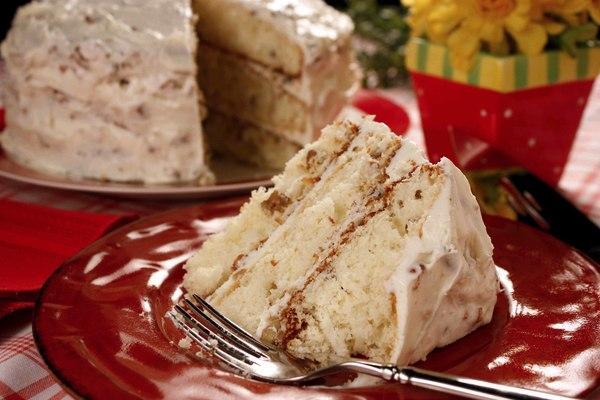 Italian Cream Cake MrFoodcom