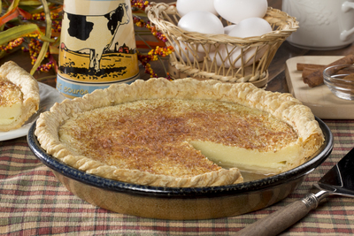 Betsys Buttermilk Pie