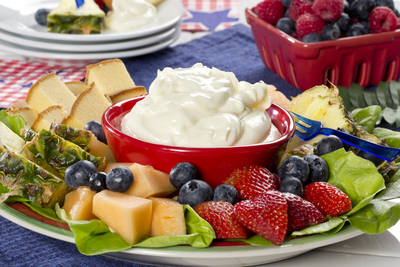 Farm Stand Fruit Dip