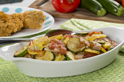 Skillet Summer Vegetables