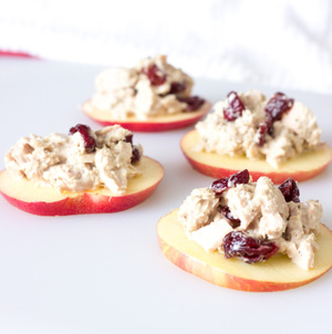 Cranberry Tuna Salad Recipe