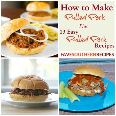 How to Make Pulled Pork Plus 13 Easy Pulled Pork Recipes