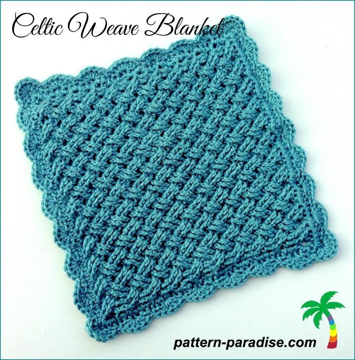 Celtic Crochet Afghan AllFreeCrochet.com
