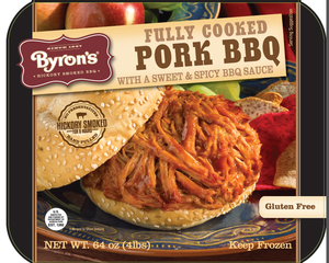 Byron's BBQ Pulled Pork Review
