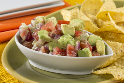 Tex Mex Avocado Salsa
