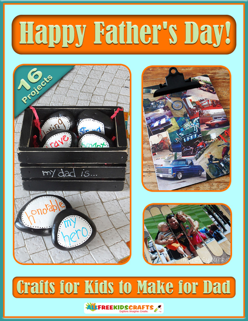 Happy Fathers Day eBook