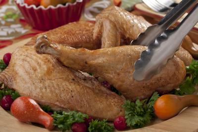 Crispy Country Fried Turkey