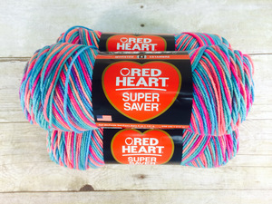 Red Heart Super Saver Yarn Allfreecrochetcom