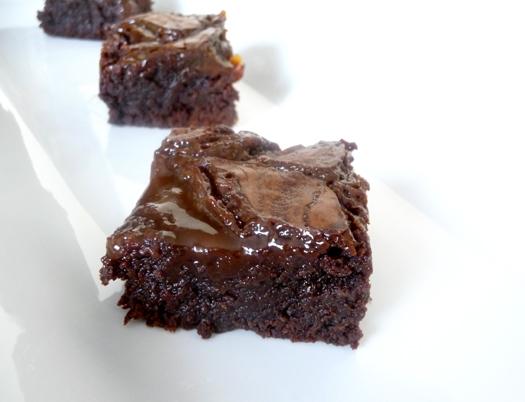 Pioneer Woman Inspired Salted Caramel Brownies ...