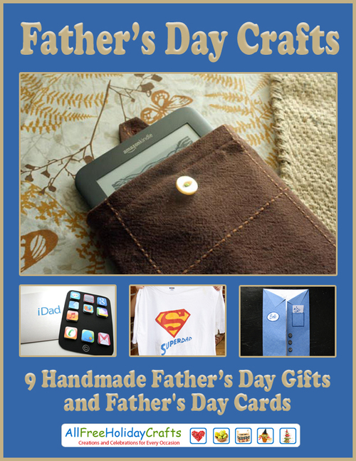 Fathers Day Crafts eBook