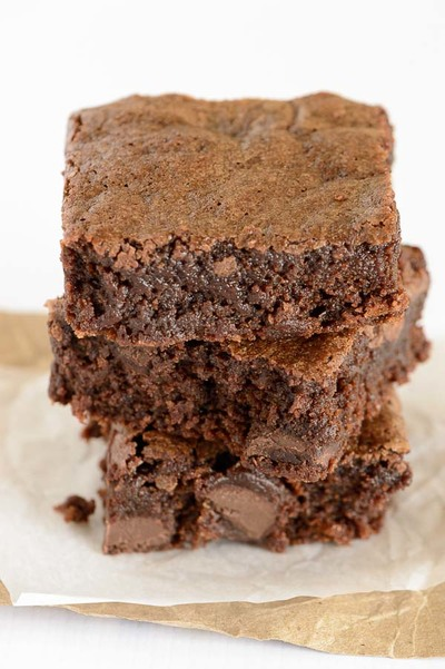 Double Chocolate Brownies From Scratch Recipelion Com