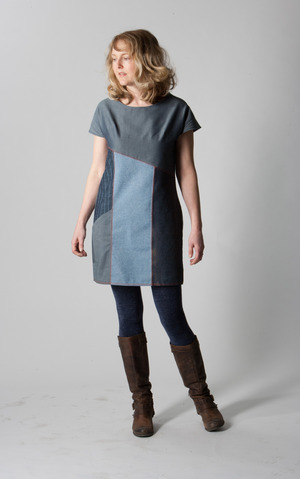 Denim Tunic Dress Pattern