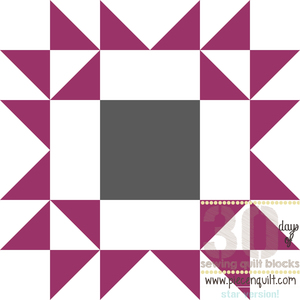 Arizona Star Block Pattern